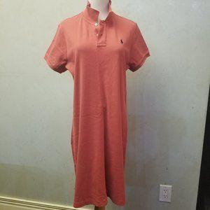 Ralph lauren Sport Polo short sleeve dress (Y13)